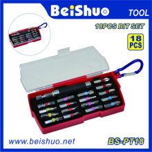 Socket bits set para reparação com multi cabeça