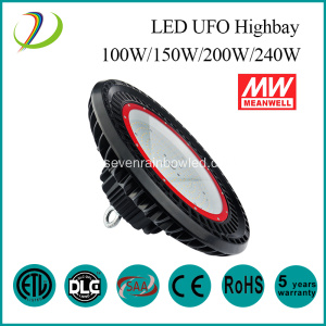 ETL DLC 100W-250W UFO High Bay Lights