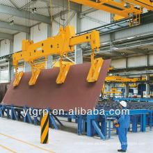 Grúa de puente electromágnetica de la suspensión auxiliar 20/5 ~ 32 / 5T