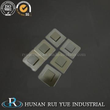 Produits en céramique d'aluminium ALN NITRURE substrat céramique, céramique industrielle, Structure