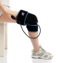 Envoltura de compresión fría de buena calidad para rodillas con bola de compresión de aire