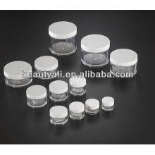 3 мл, 5 мл, 10 мл, 15 мл, 20 мл, 30 мл, 40 мл, 50 мл, 60 мл, 100 мл, 200 мл, 240 мл, 300 мл, 350 мл PETG Cosmetic Jar