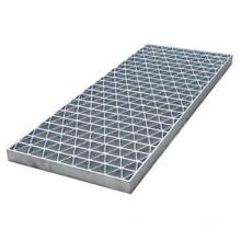 China Factory Galvanzied Building Material Stainless Steel Grating