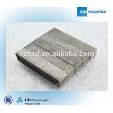 Мощные магниты блока AlNiCo для двигателей