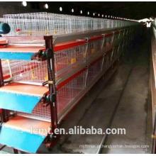 O preço de gaiola de frango de carne de correia transportadora para equipamento automático