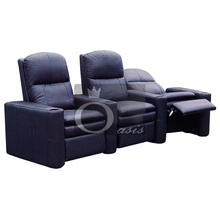 Mobília do cinema em casa, sofá do cinema
