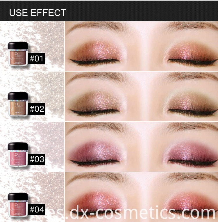 Eye Shadow And High Light Powder 6