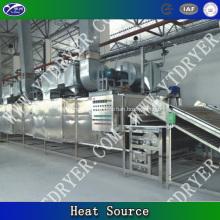 Multilayer Penetrating Belt Dryer