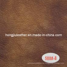 Espesor de 1,3 mm Sipi cuero para sofá y muebles