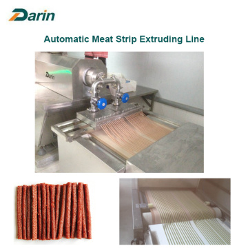 Dog Jerky Beef Strip Extruding lijn