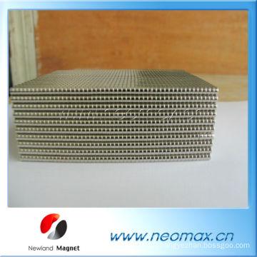 N50 D4x2mm Neodymium disc magnet