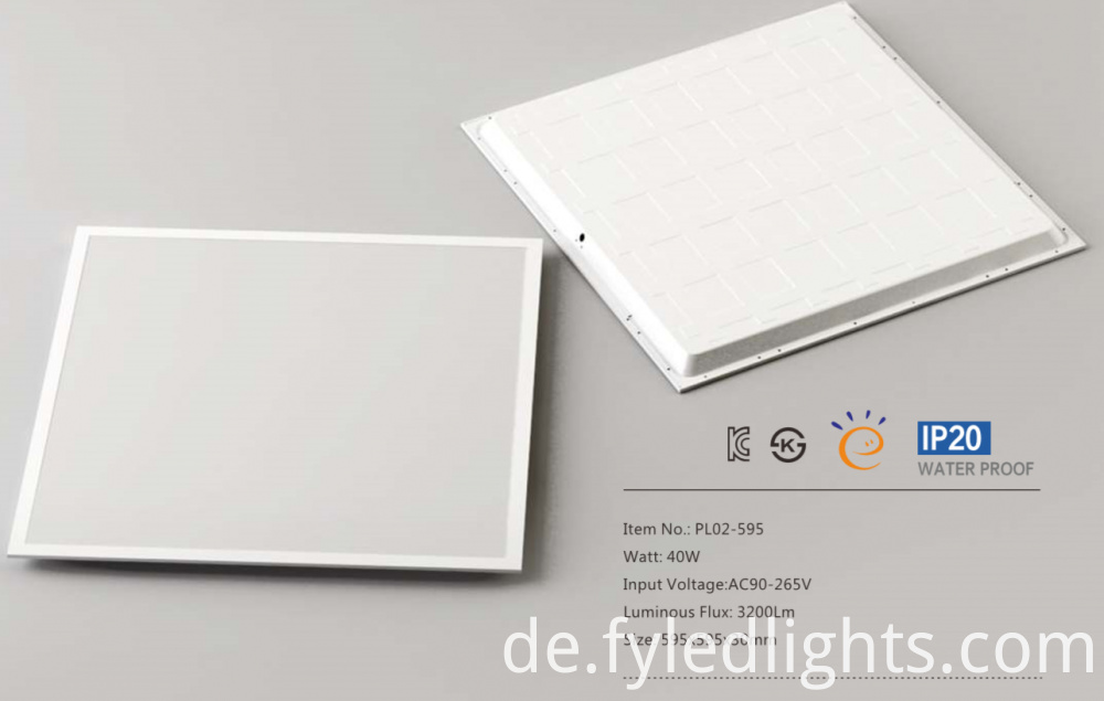 led panel light 15 watt