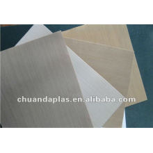 CD-9025AJ PTFE revestido de tecido 0,25 mm com certificado RoHS