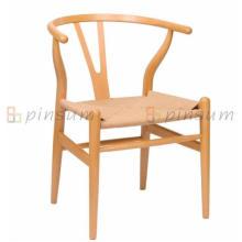 Кресло-треугольник / Y-кресло / Стул из дерева бука