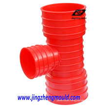 PP Tee Pipe Fitting Mold/Molding