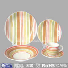 Тест FDA прошло Керамическая посуда комплект плиты