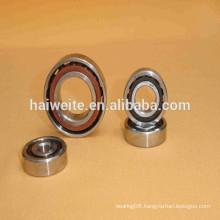 7309B/DBP4 single row angular contact ball bearings