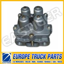 Pièces de camion pour la vanne de protection à quatre circuits Scania (1935513)