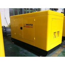 500kw Mtu Sound Proof Diesel Generator Set