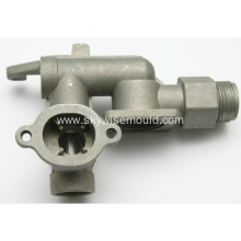 Die casting mold for water connector
