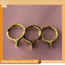 2014 newest high quality curtain pole rings