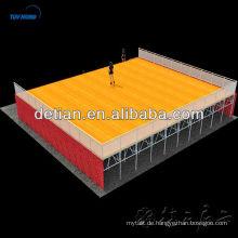 modulare Aluminiumkabine trusses Stadiumsbinder für Verkauf beleuchtet hängende Binder