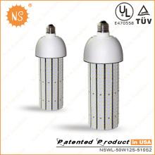 Bulbo do milho da rua do diodo emissor de luz listado 50W de UL com 5 anos de garantia