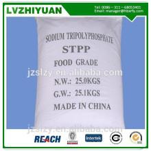 Tripolyphosphate de sódio de 94% para aditivos de alimento / categoria industrial