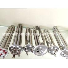 Elemento calefactor industrial de acero inoxidable para equipos de plástico (PE-103)