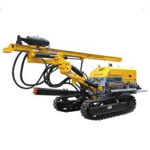 Maquinaria de perforación del ancla de la plataforma de perforación de la minería montada sobre orugas