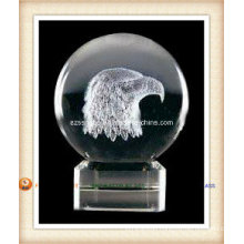 Logo Crystal Ball for Promotion Gift
