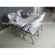 4FT Rectangular Folding Table for Events Use