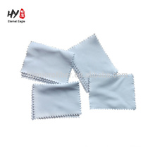 custom size soft microfiber lens cleaning cloth