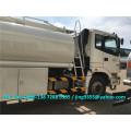 Продажи грузовых автомобилей Foton Auman объемом 20000 литров в Туркменистан