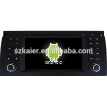 Android 4.4 Mirror-link Glonass / GPS 1080P dual core multimedia central para BMW E39 con GPS / Bluetooth / TV / 3G