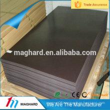 flexible rubber ferrous iron sheet foil roll