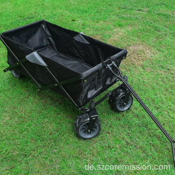 Faltbarer Oxford Cloth Garden Beach Tragbarer Wagenwagen
