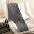 Écharpe tricotée sur mesure pour plus chaud d'hiver