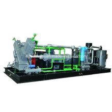 Oil Free Piston Reciprocating Screw Air Compressor System (KSP32/110-40)