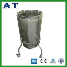 Single bag Nylon waste bin