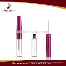 Tubo de lustro de moda lábios cosméticos