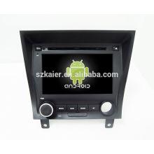 ¡Cuatro nucleos! DVD de coche Android 6.0 para Peugeot 405 con pantalla capacitiva de 7 pulgadas / GPS / Enlace espejo / DVR / TPMS / OBD2 / WIFI / 4G