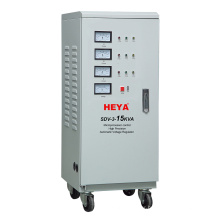 meter display automatic ac voltage stabilizer