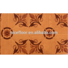 Fancy Parquet wood flooring