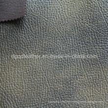 Fashion Design Breathable PU Furniture Leather (QDL-FB0036)