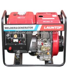 Генератор дизельной сварки мощностью 5 кВт 180А