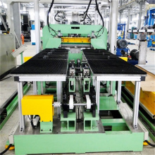 Lodówka Back Panel Roll Forming Machine