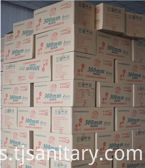 300mm sanitary napkin