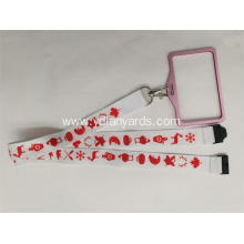 Neck Strap Customizable Dye Sublimation Lanyards