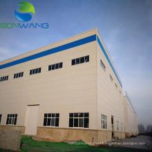 Prefab steel structure frame industrial storage shed workshop building